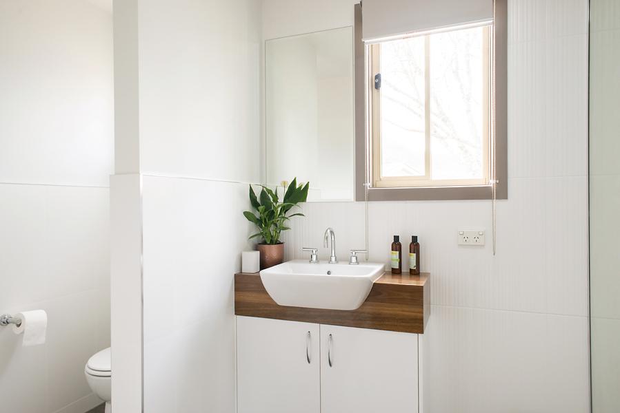 Harvest bathroom